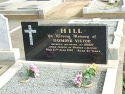 Raymond Victor Hill