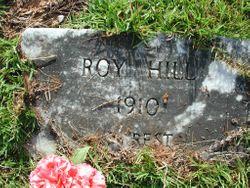Joseph Roy Hill
