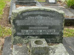 Alfred Kenyon Alexander