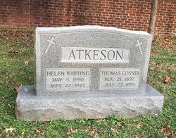 Thomas Conner Atkeson