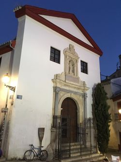 Iglesia San Gregorio Betico