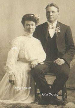 John Alma Crosby