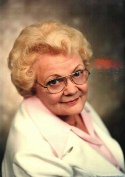 Thelma Blanche <I>McNeely</I> Terrell