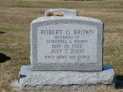 Robert Olin Brown