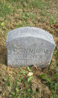 Jennie V Akers