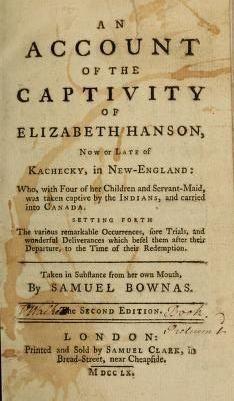 Elizabeth <I>Meader</I> Hanson