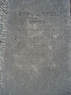 Emma L. Kyle