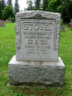 Joseph Stovel