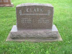 Carrie Rosella <I>Paul</I> Clark