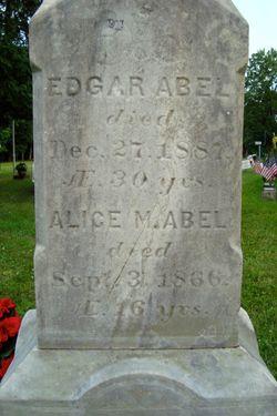 Alice M Abel
