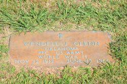 "Wendell J. ""Bigun"" Glenn"
