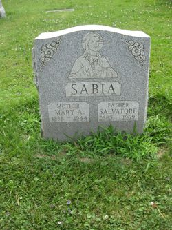 "Mary ""Susan"" <I>Angelella</I> Sabia"