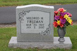 """Mildred """"Millie"""" Freeman"""