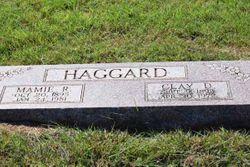 Clay D Haggard