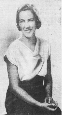 Olga Anaïs <I>von Kaltenborn</I> Robinson