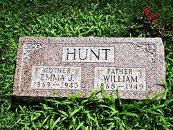 Emma Jane <I>Skinner</I> Hunt
