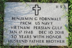 Benjamin Gregory Fornwalt
