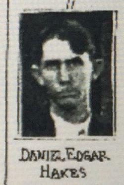 Daniel Edgar Hakes