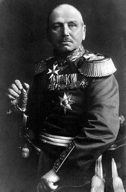 Alexander Heinrich Rudolph Von Kluck