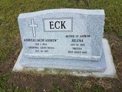 "Andreas Jacob ""Andrew"" Eck"