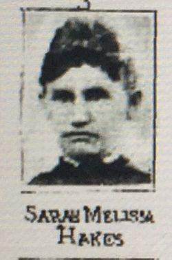 Sarah Melissa <I>Hakes</I> Charlesworth
