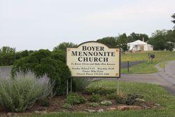 Boyer Mennonite Church Cemetery