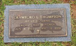 "Crawford Lester ""C. L."" Thompson"