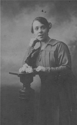 Mrs Ethel <I>Leach</I> Bromfield