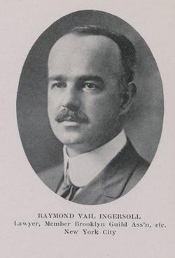 Raymond Vail Ingersoll