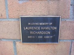 Laurence Hamilton Richardson