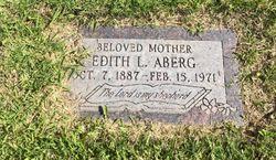 """Edith Louise """"Nannie"""" <I>Rinkel</I> Aberg"""