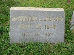 Marcellus L. Jackson