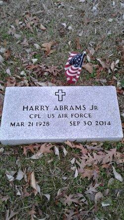 Harry Abrams Jr.