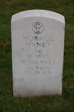Horace Maney