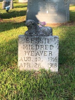 Bessie Mildred Weaver