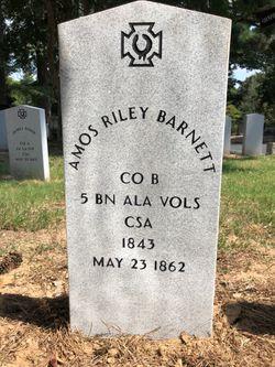 Amos Riley Barnett