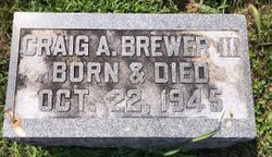 Craig A Brewer III