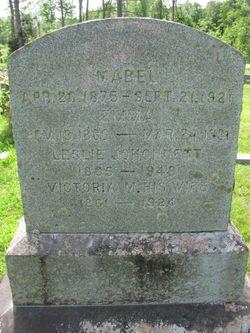 Mabel Johonnett