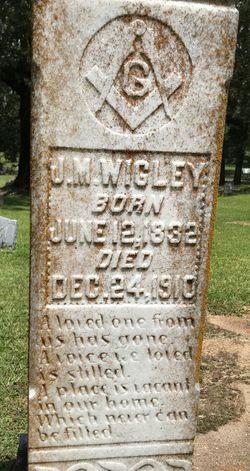 Joseph Monroe Wigley