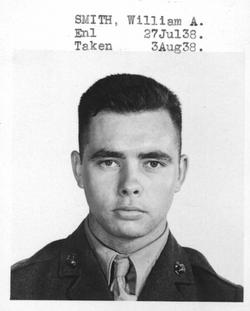 "Sgt William Albert ""Bill"" Smith"