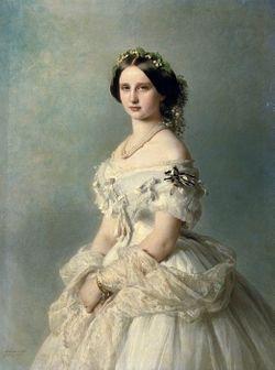 Luise <I>von Preussen</I> von Baden