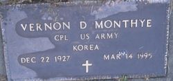 Vernon Duane Monthye