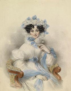Henriette Alexandrina Friederike Wilhelmine von Nassau-Weilburg
