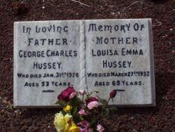 George Charles Hussey