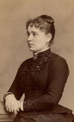 Carrie Melissa <I>Wiles</I> Bodmer