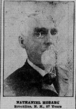 Nathaniel Wright Hobart