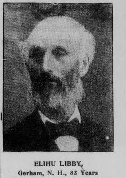 Elihu Libby
