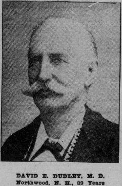 Dr David Edward Dudley