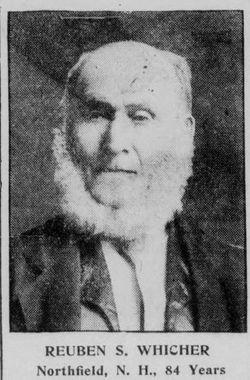 Reuben Sawyer Whicher