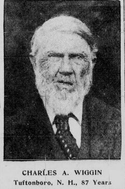 Charles Augustus Wiggin